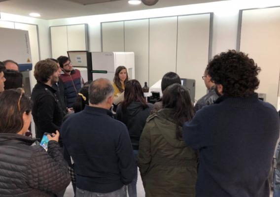 Curso Internacional Técnicas Genómicas en Estudios Acuícolas